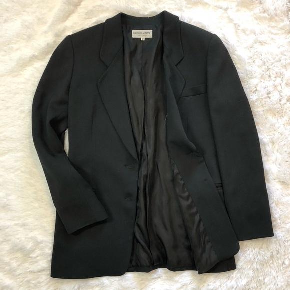 5a3291dbf87 Giorgio Armani Other - Giorgio Armani Italian Le Collezioni Suit Jacket
